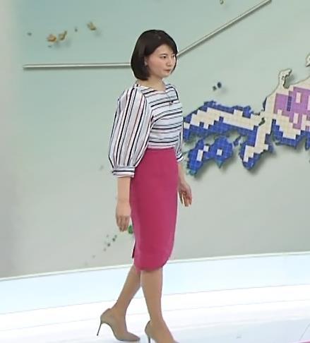 井上あさひアナ タイトスカートお尻。スタイルがいいキャプ・エロ画像8