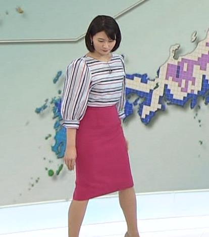 井上あさひアナ タイトスカートお尻。スタイルがいいキャプ・エロ画像9