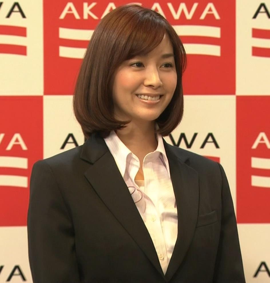 石橋杏奈 かわいいスーツ姿キャプ・エロ画像
