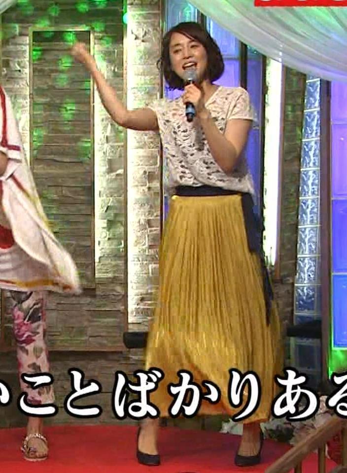 石田ゆり子 スケスケ衣装キャプ・エロ画像11