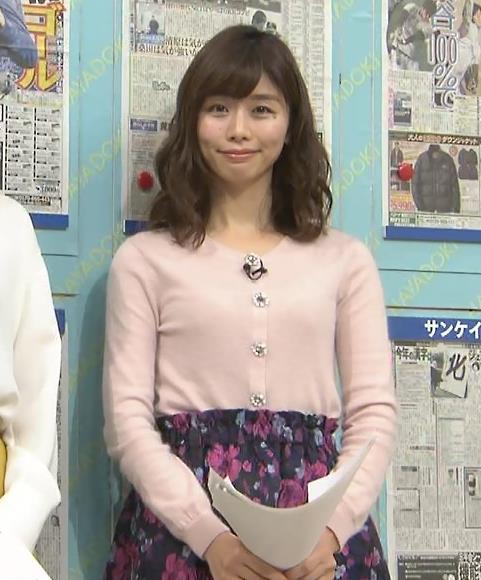 伊藤京子 ニット横乳(はやドキ!)キャプ・エロ画像2