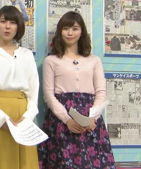 伊藤京子 ニット横乳(はやドキ!)キャプ・エロ画像3