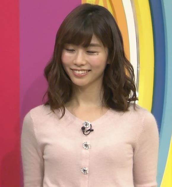 伊藤京子 ニット横乳(はやドキ!)キャプ・エロ画像4