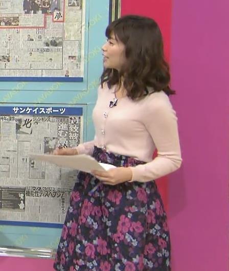 伊藤京子 ニット横乳(はやドキ!)キャプ・エロ画像5