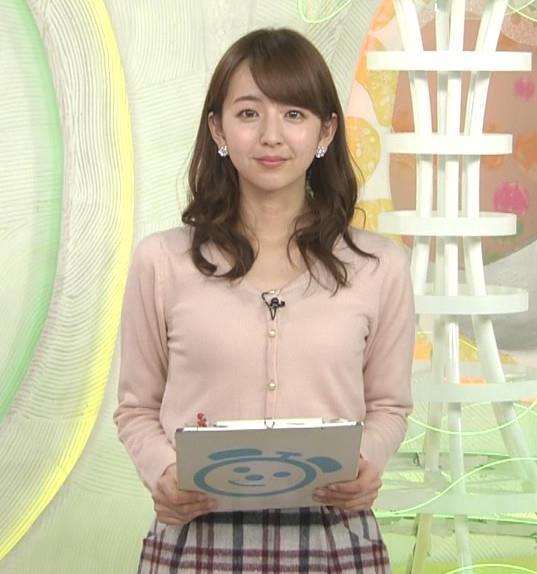 伊藤弘美 アナ ニットおっぱい♡キャプ・エロ画像6
