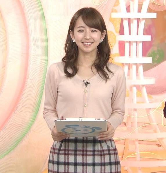 伊藤弘美 アナ ニットおっぱい♡キャプ・エロ画像7