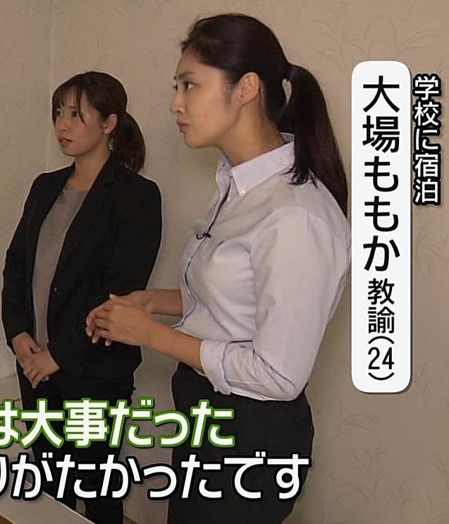 岩本乃蒼アナ プリケツや横乳とかキャプ・エロ画像7