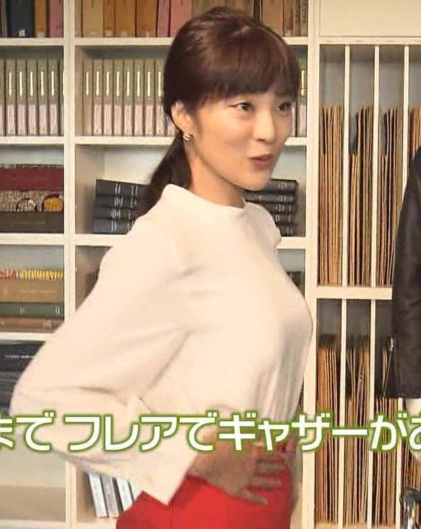 アナ デカくてエロい横乳キャプ・エロ画像3