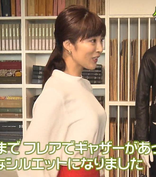 アナ デカくてエロい横乳キャプ・エロ画像4