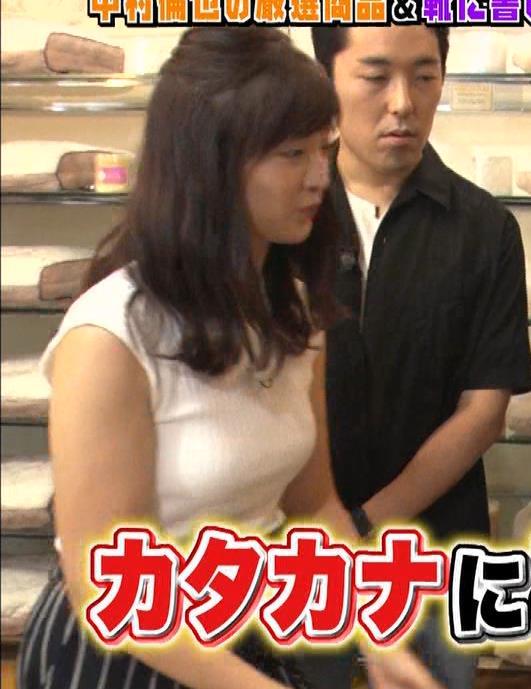 岩本乃蒼アナ ニットおっぱいが大きくて思いのほかエロいキャプ・エロ画像5