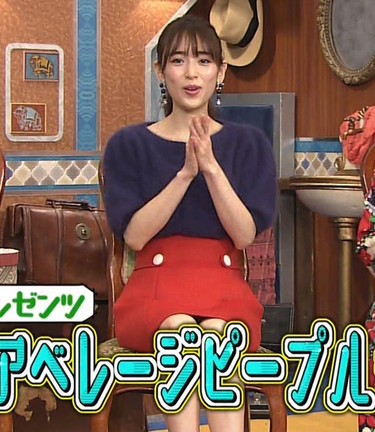泉里香 ミニスカート▼ゾーンキャプ・エロ画像2