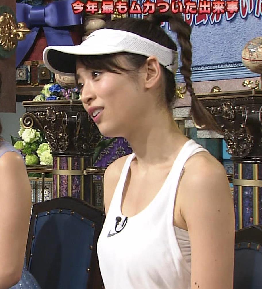 泉里香 テニスプレーヤーコスプレキャプ・エロ画像6