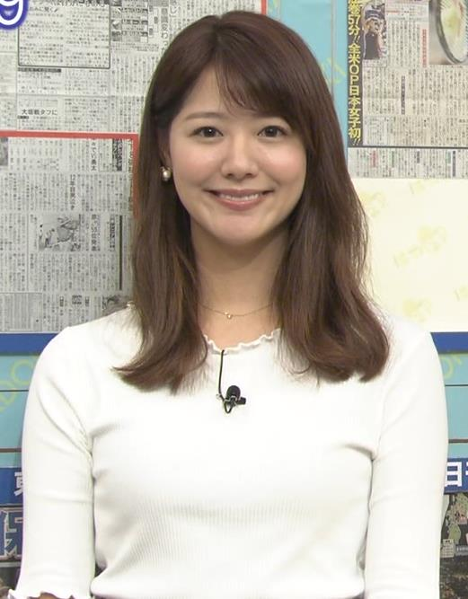 樺島彩アナ スタイルがいい美人アナキャプ・エロ画像3