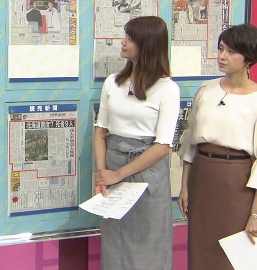 樺島彩アナ スタイルがいい美人アナキャプ・エロ画像5