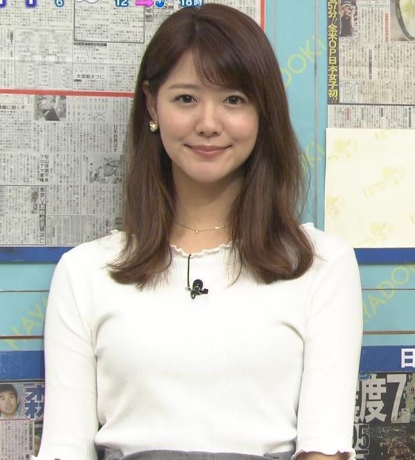 樺島彩アナ スタイルがいい美人アナキャプ・エロ画像6