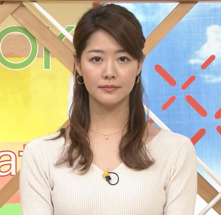 樺島彩アナ セクシー女子アナキャプ・エロ画像2