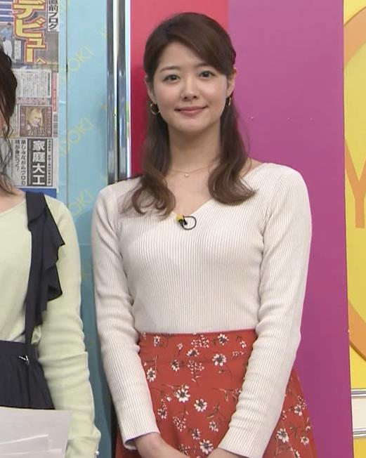 樺島彩アナ セクシー女子アナキャプ・エロ画像3