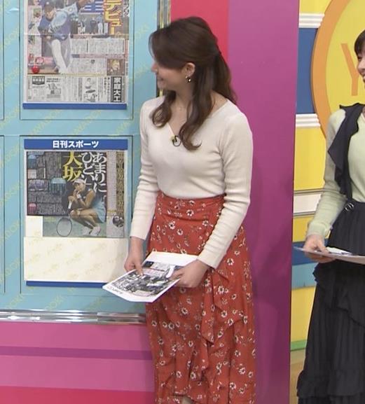 樺島彩アナ セクシー女子アナキャプ・エロ画像4
