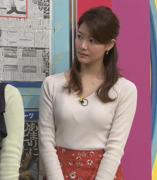 樺島彩アナ セクシー女子アナキャプ・エロ画像8