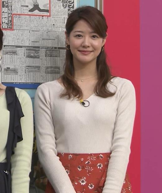 樺島彩アナ セクシー女子アナキャプ・エロ画像9