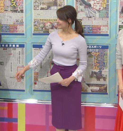 樺島彩アナ 身体つきがエロ過ぎキャプ・エロ画像4