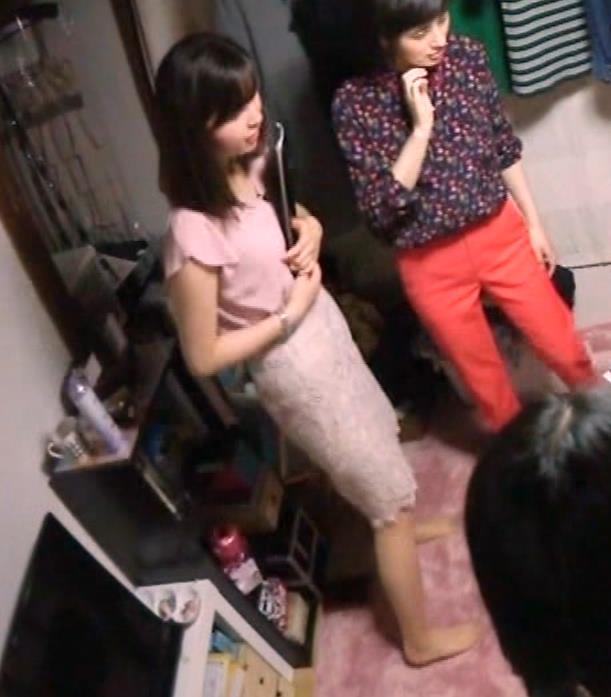角谷暁子アナ おっぱいの盛り上がりがエロ過ぎキャプ・エロ画像15