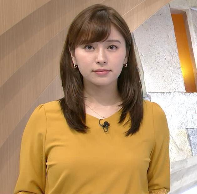 角谷暁子アナ 爆乳化してるキャプ・エロ画像5