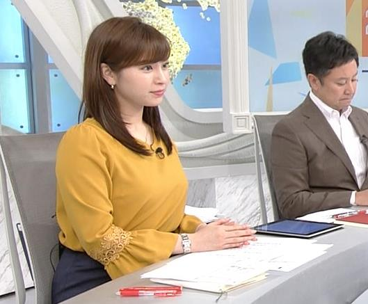角谷暁子アナ 爆乳化してるキャプ・エロ画像6