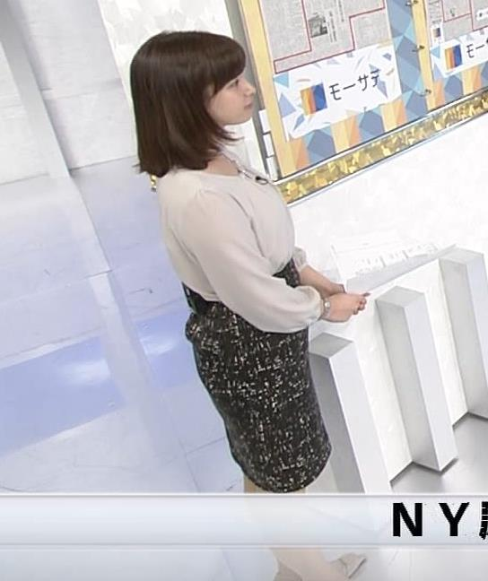 角谷暁子アナ モーニングサテライトキャプ・エロ画像