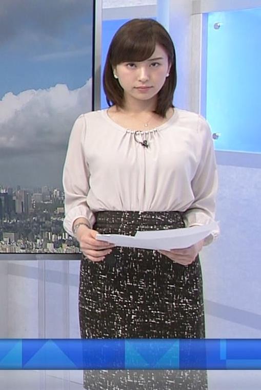 角谷暁子アナ モーニングサテライトキャプ・エロ画像6