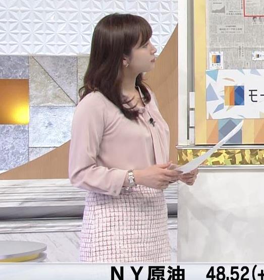 アナ でかそうな横乳キャプ・エロ画像6