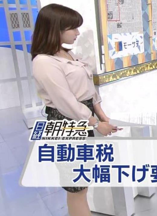角谷暁子 エロい身体つきがキャプ画像(エロ・アイコラ画像)
