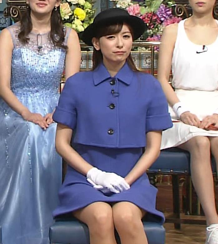 皆藤愛子 ミニスカートの中をアップで撮られるキャプ・エロ画像10