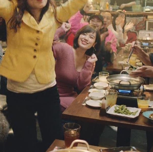 筧美和子 宝くじのCMのメイキングはさらにエロいキャプ・エロ画像6