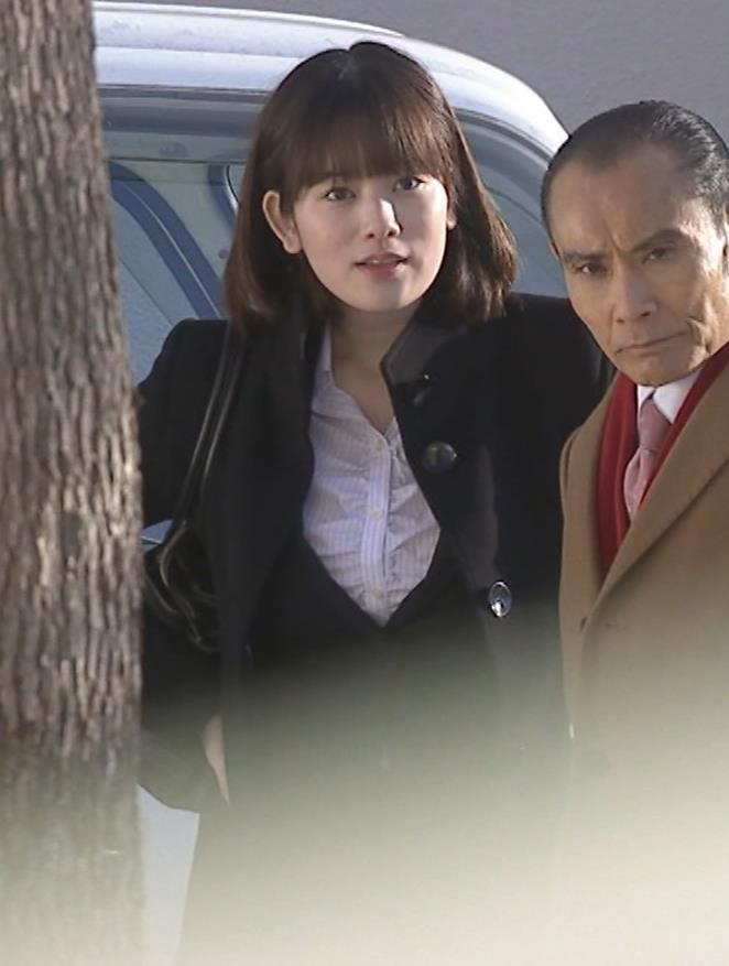筧美和子 サスペンスドラマでの着衣おっぱいキャプ・エロ画像15