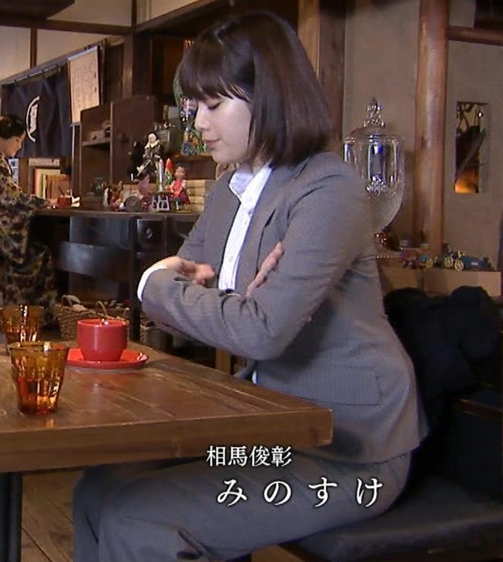 筧美和子 サスペンスドラマでの着衣おっぱいキャプ・エロ画像16