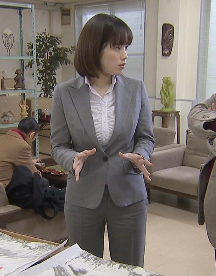 筧美和子 サスペンスドラマでの着衣おっぱいキャプ・エロ画像7