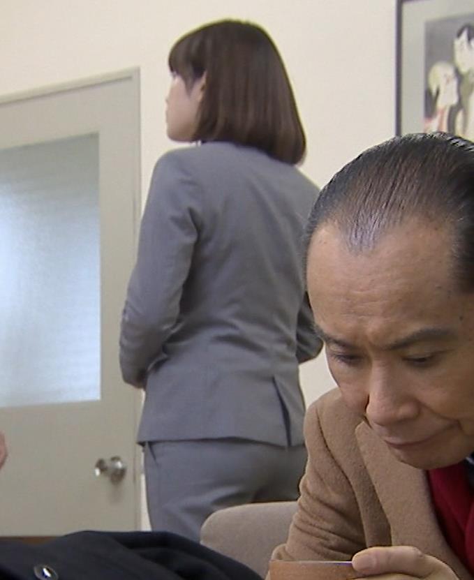 筧美和子 サスペンスドラマでの着衣おっぱいキャプ・エロ画像8