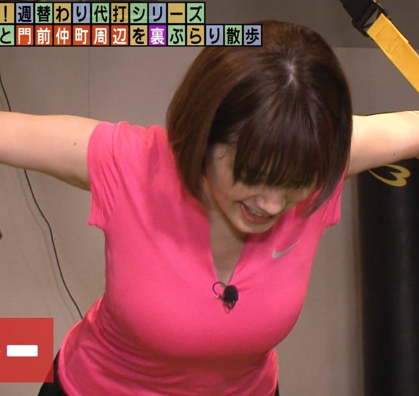 筧美和子 モヤさまのエロ回キャプ・エロ画像6