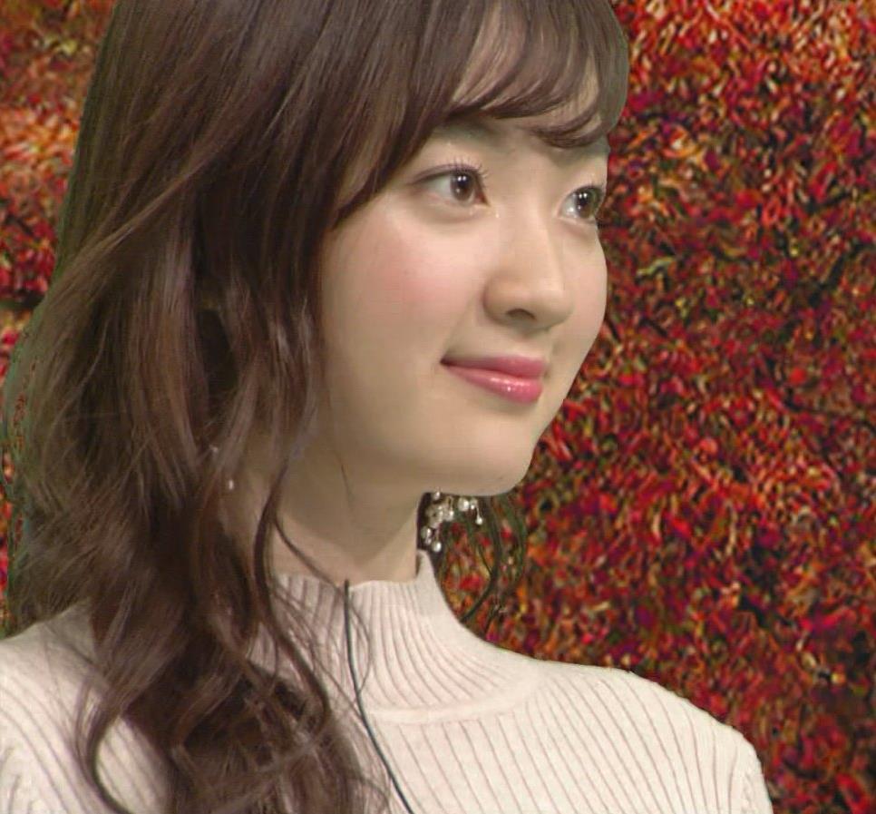 神谷由香 ニット乳がデカくてエロいぃキャプ・エロ画像