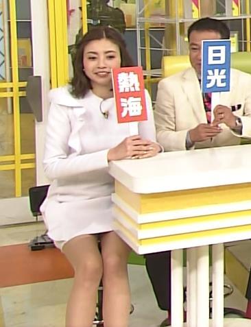 スカート短すぎて▼ゾーンが最高!キャプ・エロ画像4