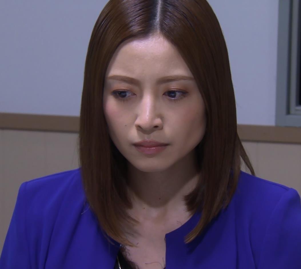 片瀬那奈 ホステス役のエロドレスキャプ・エロ画像16