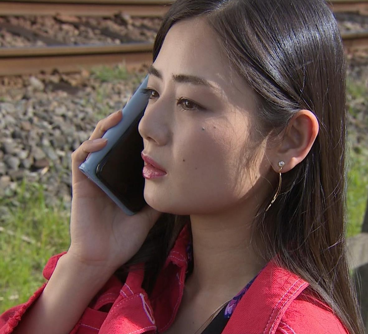 片山萌美 テレビドラマで脚露出キャプ・エロ画像8
