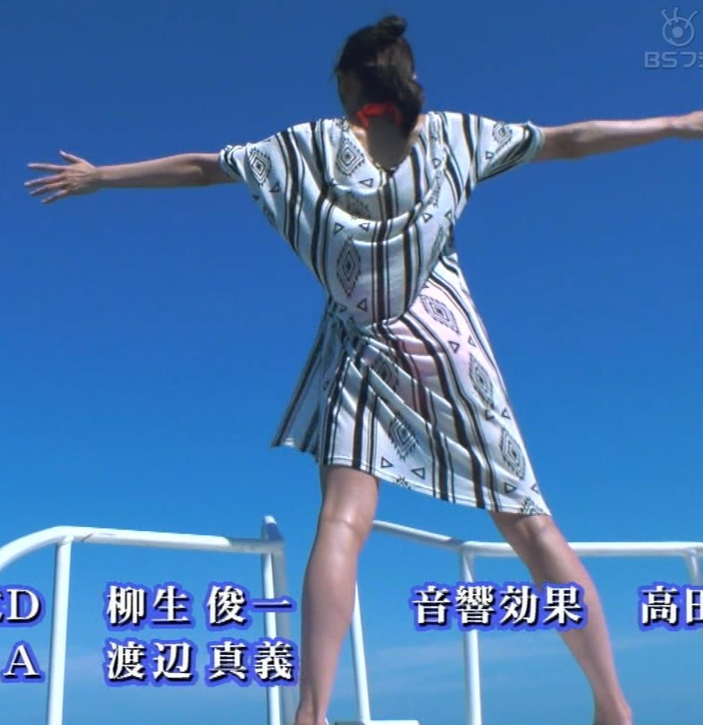 片山萌美 終始エロいBSフジの旅番組キャプ・エロ画像34