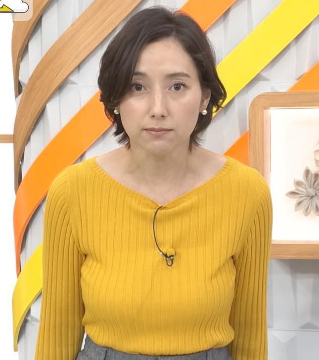 加藤シルビア TBS一番の巨乳アナキャプ・エロ画像5