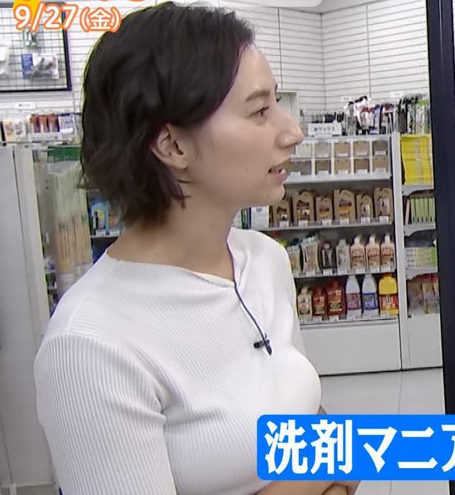 加藤シルビア TBS一番の巨乳アナキャプ・エロ画像6