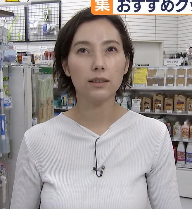 加藤シルビア TBS一番の巨乳アナキャプ・エロ画像7
