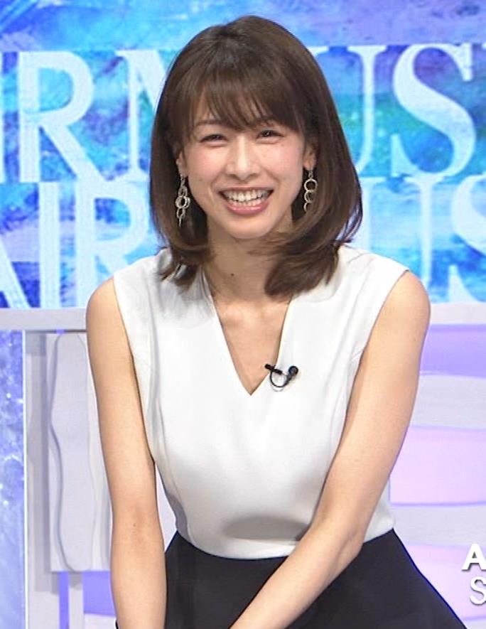 加藤綾子 衣装も表情もセクシーキャプ・エロ画像11
