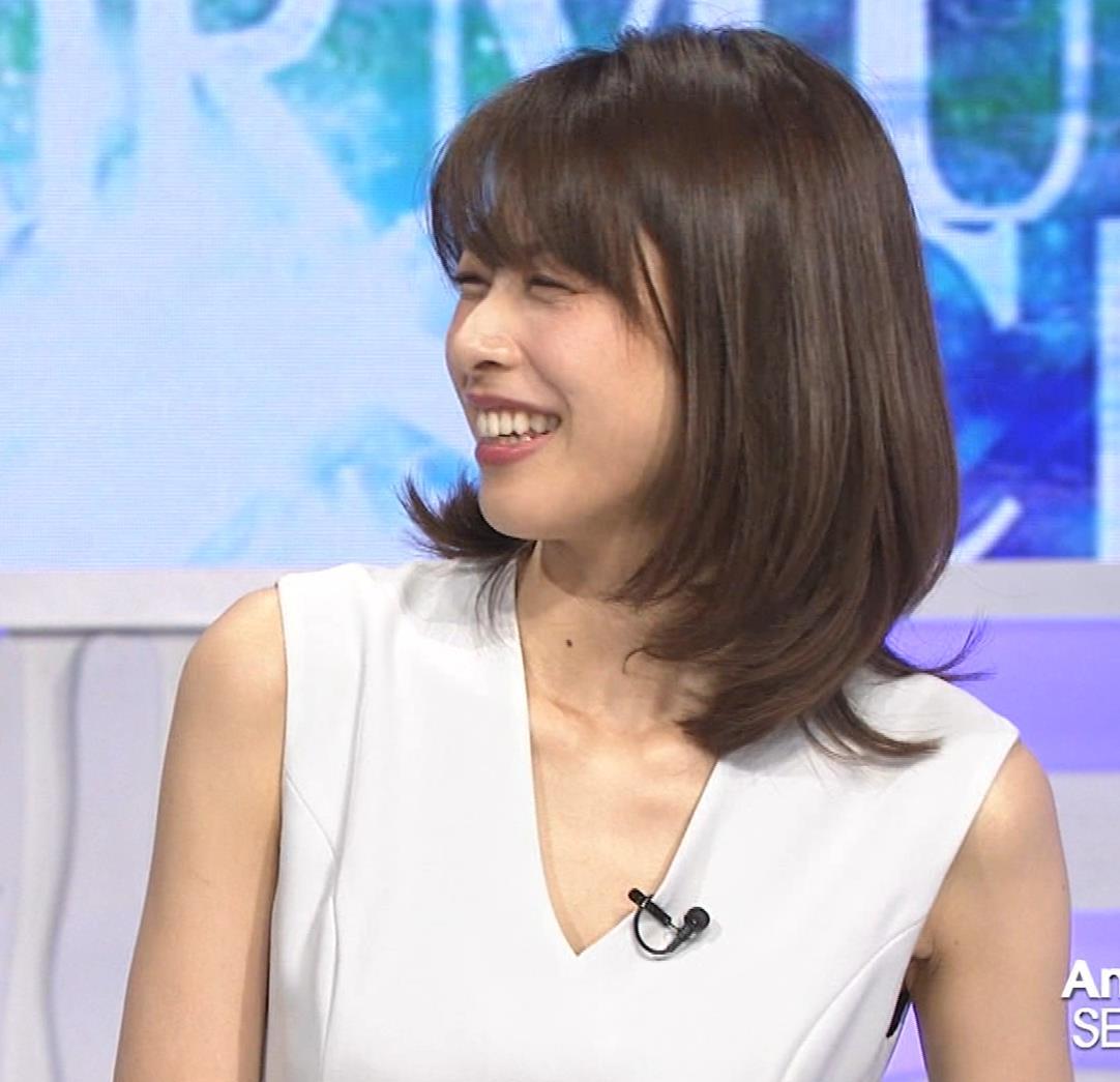 加藤綾子 衣装も表情もセクシーキャプ・エロ画像6
