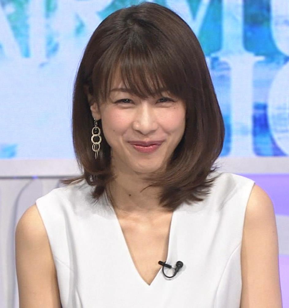 加藤綾子 衣装も表情もセクシーキャプ・エロ画像8